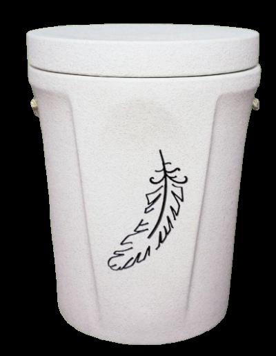 Bestattungskeramik Urnen Tecco-Keramik Höhr-Grenzhausen
